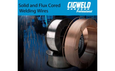 Cigweld Solid & Flux Cored Welding Wires