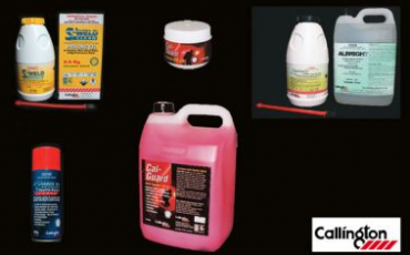 Welding & Metal Treatment Products