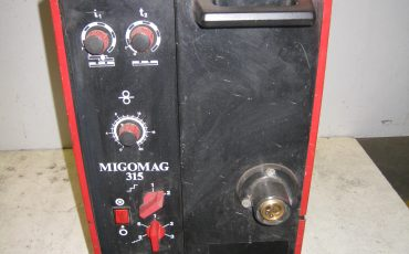 Used Migomag 315 Mig Welding Machine